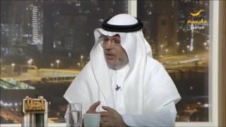 """د. أحمد الأنصاري """"إنضمام عمان للتحالف الإسلامي لمكافحة الإرهاب"""""""