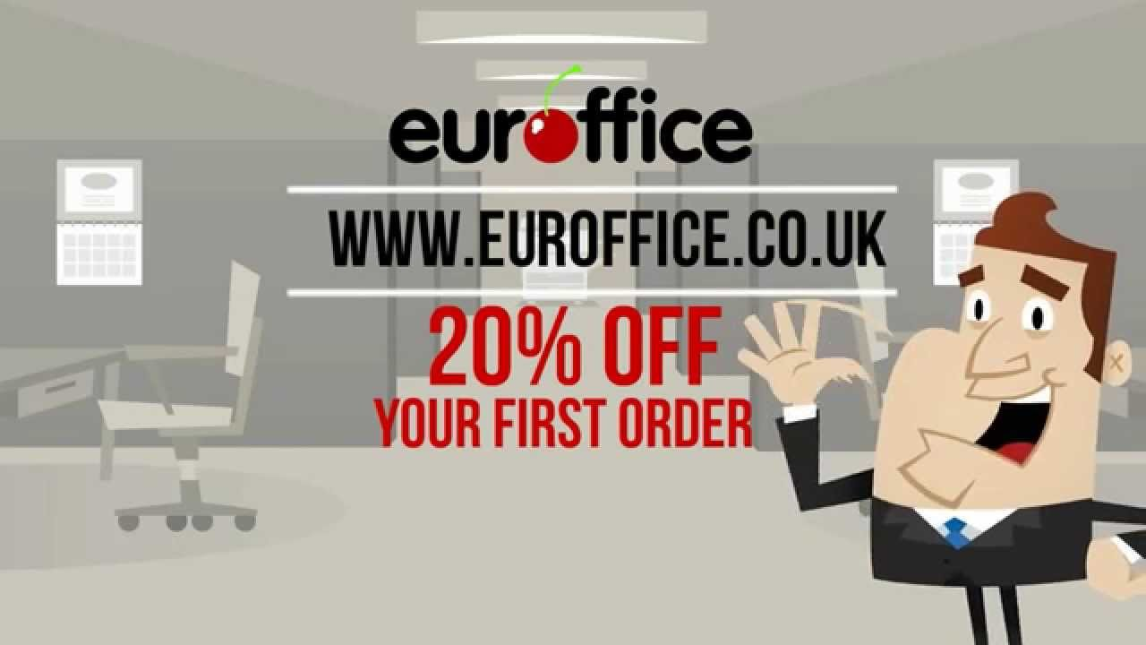 Euroffice Uk 39 S No 1 For Discount Office Supplies Youtube
