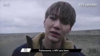 Video Episode | BTS 'Save Me' MV Shooting [Legendado PT-BR] download MP3, 3GP, MP4, WEBM, AVI, FLV April 2018