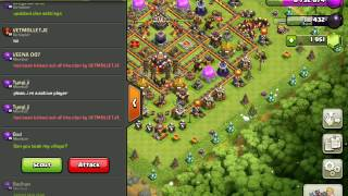 Clash of Clans - LEVEL 281! Donating in COC