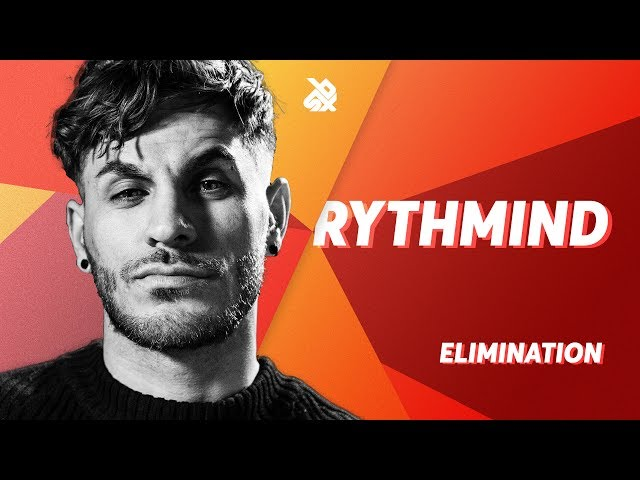 RYTHMIND | Grand Beatbox SHOWCASE Battle 2018 | Elimination