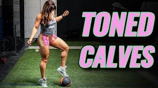 Top 4 Lower Leg Exercises For Women | Strong & Powerful Calves