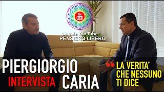 """INTERVISTA A PIERGIORGIO CARIA - """"UFO e il Risveglio delle Coscienze"""" ❤ BS 8 Febb. 2020"""