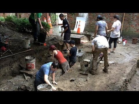 Dig Boston: Archaeology in the Hub