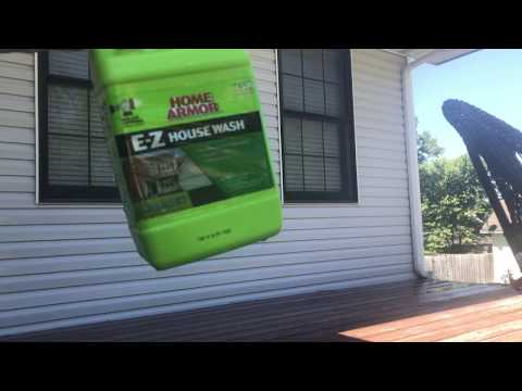 Home Armor E Z House Wash
