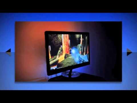 PaintPack - динамическая подсветка монитора Ambilight