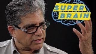Meditation and the Brain | SUPER BRAIN with Rudy Tanzi & Deepak Chopra