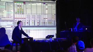 INPUT: Seekae (Future Classic) Live Performance Setup & Managing Instrument / Effect Changes live