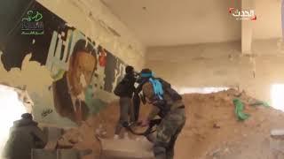 لليوم الرابع النظام يشن غارات على #الغوطة_الشرقية