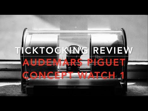 Audemars Piguet Royal Oak Concept Watch CW1 REVIEW
