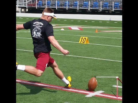 Chase Collins | Class of 2015 Kicker Punter | University of Tennessee Commit | STFA TJK Camps