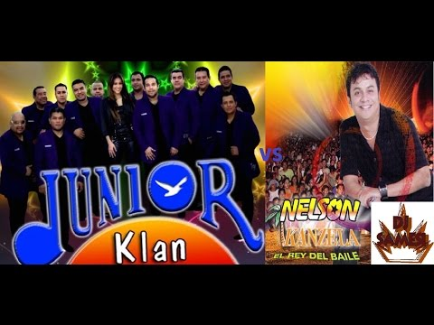 junior klan vs nelson kanzela mega mix para bailar