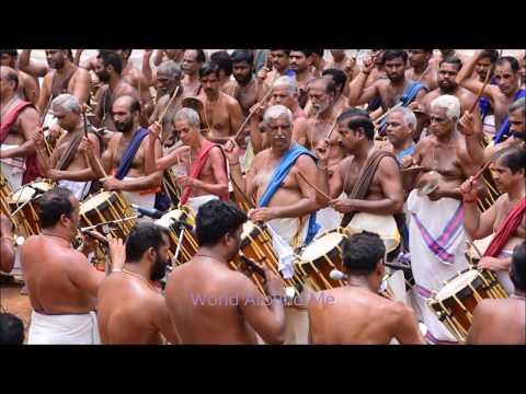 Pandimelam Chempada Thalam Peruvanam Kuttan Marar And Party