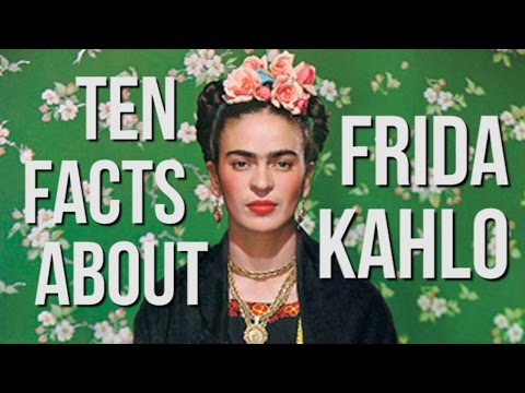 ABOUT FRIDA KAHLO