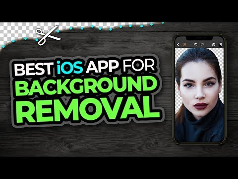 Top Background Eraser App IPhone And IPad