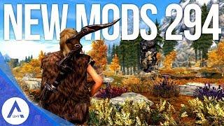 Video 5 Brand New Console Mods 294 - Skyrim Special Edition (PS4/XB1/PC) download MP3, 3GP, MP4, WEBM, AVI, FLV Maret 2018