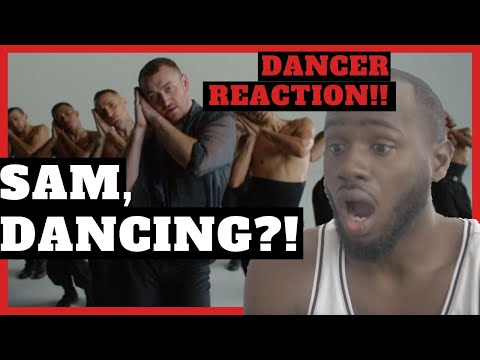 Sam Smith - How Do You Sleep? (Official Video) DANCER REACTION!!!