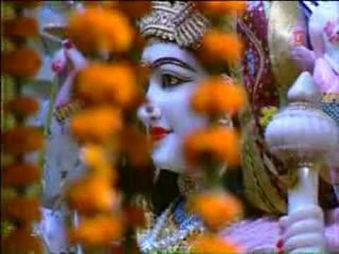 Anuradha Paudwal - Aaj ashtami ki pooja karwaongi...