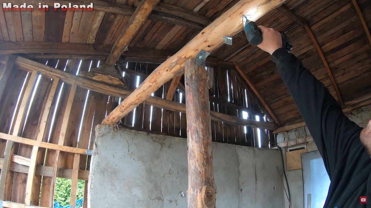 Changing Shed into a Workshop. Part 2 - Demolition