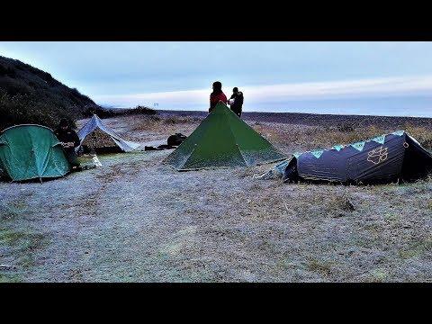 COASTAL WILD CAMP   SIZEWELL IN SUFFOLK