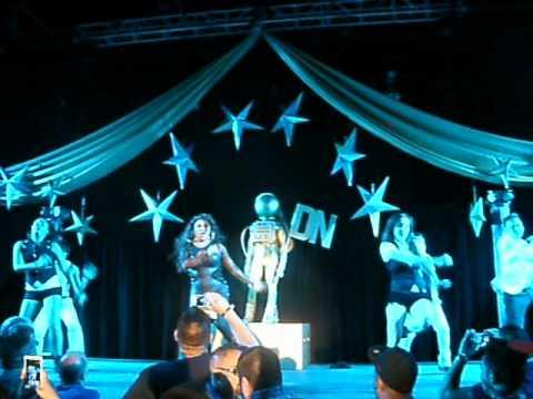 Kiana Sexton at Drag Nation: Idols