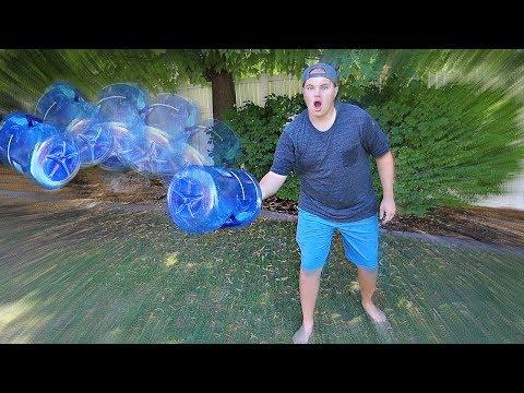 Extreme BOTTLE FLIPPING Challenge!