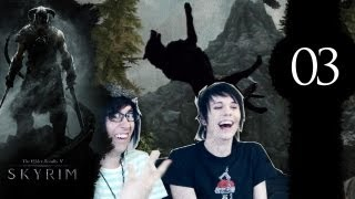 Gerry the Wolf   Skyrim Live Commentary #3