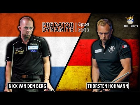 Van den Berg vs Hohmann -- Dynamite Open 2015