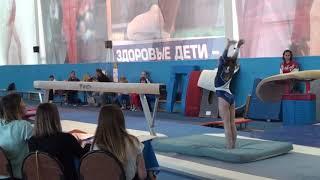 Катя Первенство Москвы 29 мая 2018 Обязательная