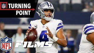 Dak Prescott and Team Accepted Challenge Against Giants in Week 2 | NFL Turning Point