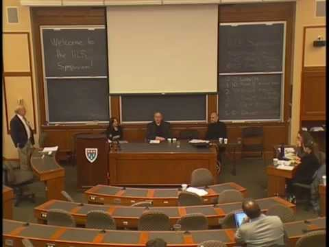 Harvard Law Review Symposium 2014: Freedom of the Press, Panel 5