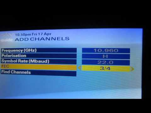How to add Spike on Sky and Saorview