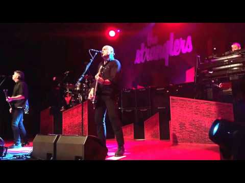 Stranglers - Grip - Southend-On-Sea 23-March-2017