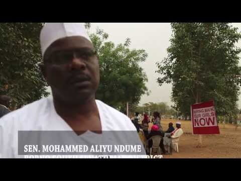 VIDEO:  #My People are Devastated - Senator Ndume on #ChibokGirls #BringBackOurGirls