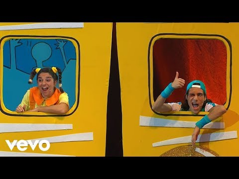 Panda e Os Caricas - O Autocarro Do Panda (Live)