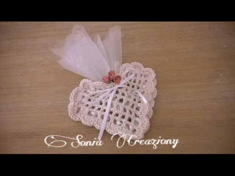 Crochet Heart Keepsake