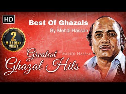 Greatest Ghazal Hits by Mehdi Hassan - Zindagi Mein To Sabhi    Romantic Sad Songs   Popular Ghazals