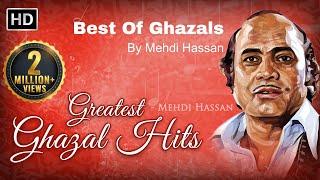 Greatest Ghazal Hits by Mehdi Hassan Zindagi Mein To Sabhi Romantic Sad Songs Popular Ghazals