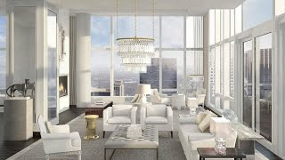 Inside a $27 Million Penthouse at The Baccarat Hotel in Midtown NYC | Surreal Estate | New York Post