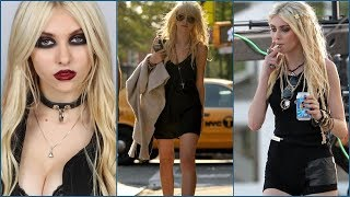 Taylor Momsen - Rare Photos | Childhood | Family | Lifestyle