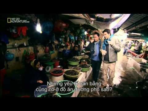 Hanoi Street Food Discovery by NatGeo - Part 1