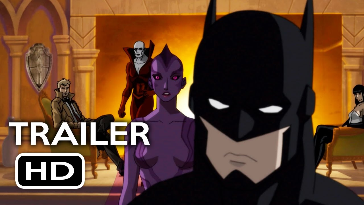 justice league dark movie free download