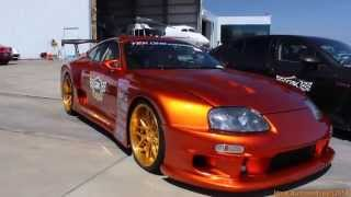 1500 HP Supra Featured In Fast And Furious 7!!