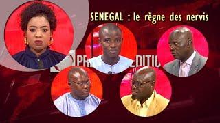 SENEGAL : le règne des nervis   Plateau Spécial 22-06-2021