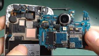 Samsung Galaxy S4 disassembly (GT-i9505)