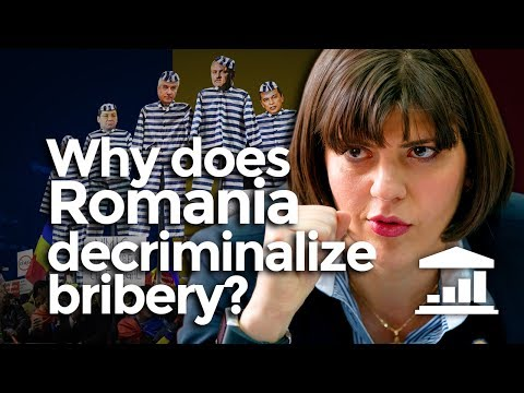 Why does ROMANIA want to legalize CORRUPTION? - VisualPolitik EN