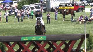 William Fox-Pitt & Bay My Hero #rk3de Cross Country