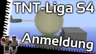 TNT-Liga Season 4 - Anmeldung!