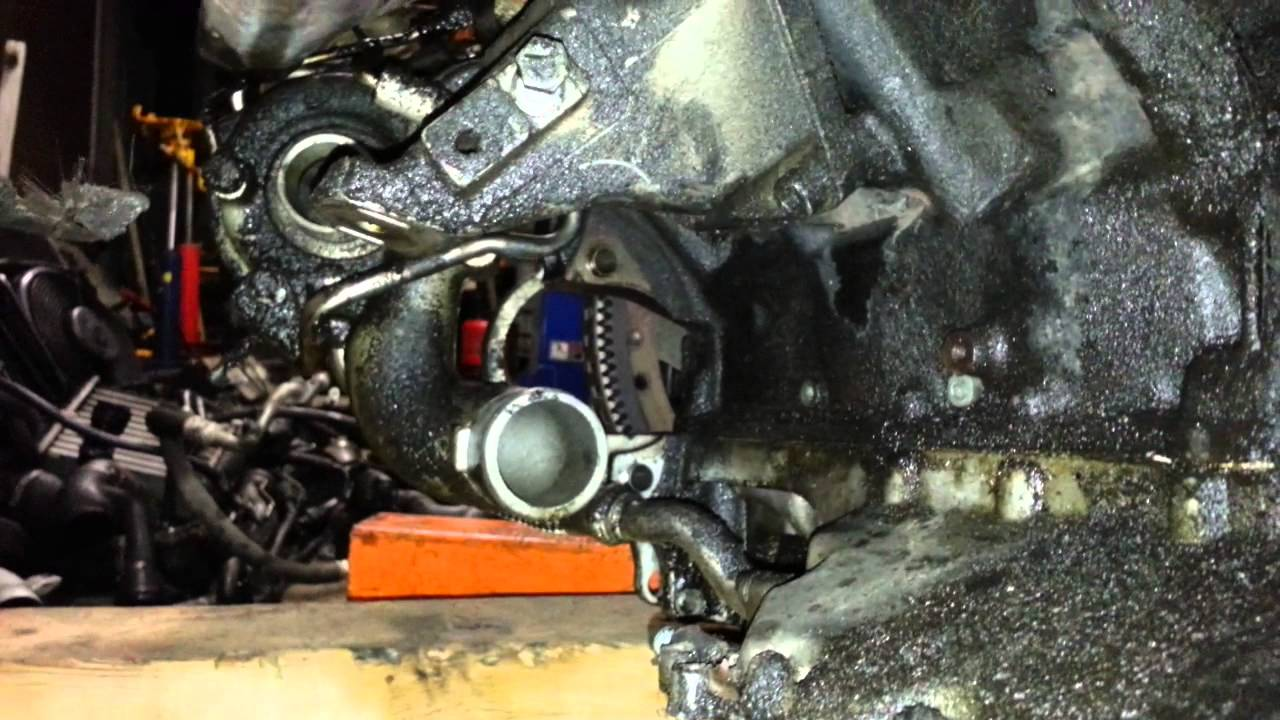 Audi A6 2 7t Engine  Continued
