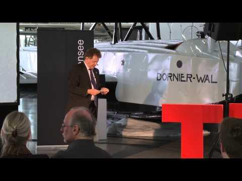 Photovoltaik Pionier vom See | Roland Burkhardt | TEDxBodensee